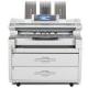 Máy photocopy màu chụp xuyên bê tông