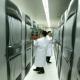 Siêu máy photocopy trắng đen không gian tạm dừng hoạt động