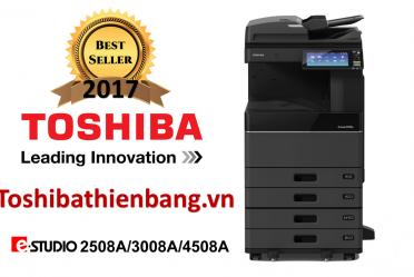 Trãi nghiệm máy photocopy TOSHIBA E2508