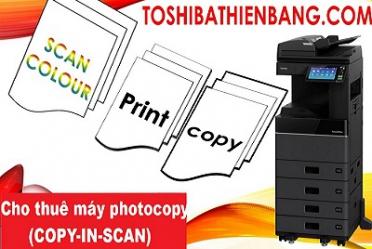 Vì sao nên thuê máy photocopy